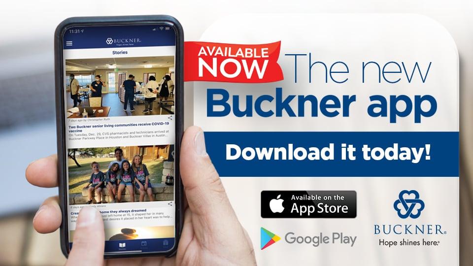 Buckner App Web Ad 960x540